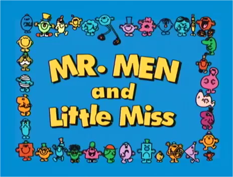 Mr. Men and Little Miss | Mr. Men Wiki | FANDOM powered by Wikia
