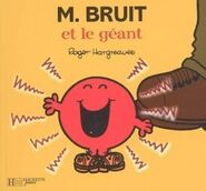 Mr. Noisy and the Giant French Cover