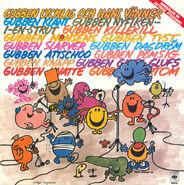 Gubben Lycklig och Hans Vanner cover