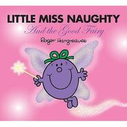 Little Miss Naughty and the Good Fairy front cover
