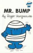 Early Mr. Bump Cassette Cover