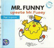Mr Funny Upsets Mr Fussy 1