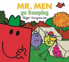 Mr. Men go Camping Cover