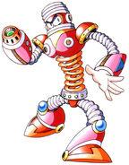 Spring Man (Mega Man)