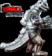 Mechagodzilla 2 side render by wikizilla dccztmu-pre