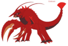 Ebirah by pyrus leonidas-d95fnll
