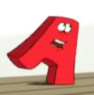 A leapfrog