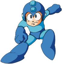 MM3 - Mega Man
