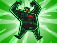 S01e04 Technus 1.0 battlesuit