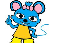 Shya The Rapping Mouse
