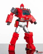 G1 Masterpiece Ironhide toy