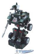 G1 Hound toy