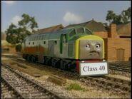 Diesel Class 40
