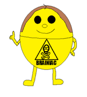 Mr Brainiac