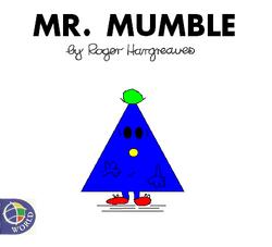 Mr Mumble