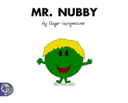 Mr. Nubby front cover
