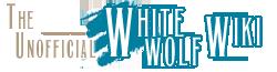 White Wolf wikia