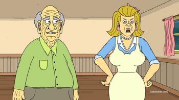 Grandpa's Night Out