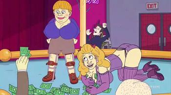 Tommy's Big Job
