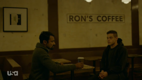Ron's coffee shop
