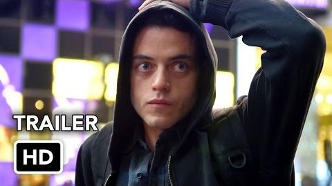 "Mr. Robot Season 2 ""Change The World"" Promo"