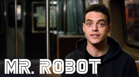 Rami Malek - Behind the Scenes Interview