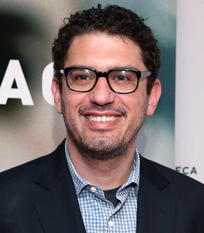 Sam Esmail- Creator of Mr