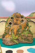 Platapus mound