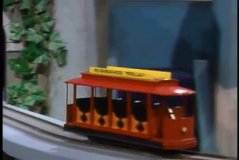 Neighborhood Trolley Mr Rogers Neighborhood Wiki Fandom