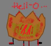 BFDI - Firey.EXE Icon