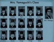 Yamaguchi's class
