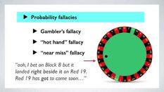 Gambler'sfallacy