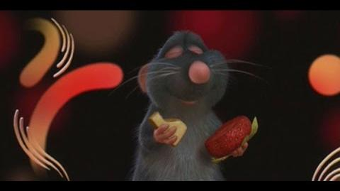Ratatouille - Synesthesia - HD - FX Animation by Michel Gagné