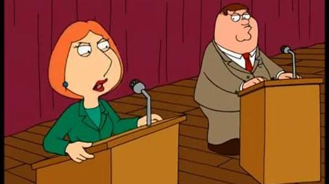 """Family Guy - """"What kind of future will it be?"""""""