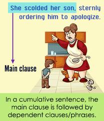 Cumulative sentence