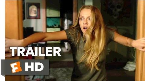 Lights Out Official Trailer -1 (2016) - Teresa Palmer Horror Movie HD