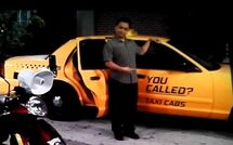 You Called? Taxi Cabs