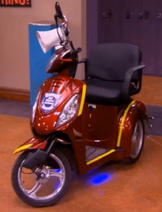 Tater's Scooter