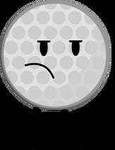 Golf Ball Shadow