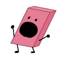 Eraser Gasp