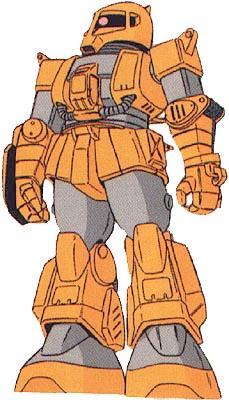 MS-06W Worker Zaku