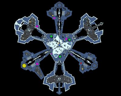 Atlantis Map