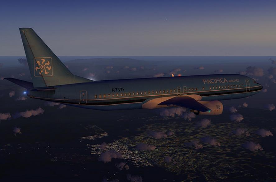 Pacifica Airlines | Microsoft Flight Simulator Wiki | FANDOM