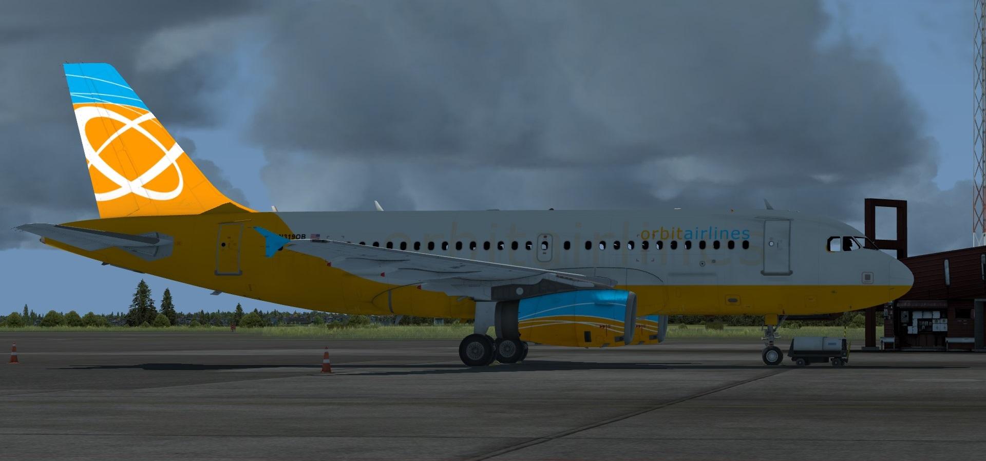 Orbit Airlines Flight 1315 | Microsoft Flight Simulator Wiki