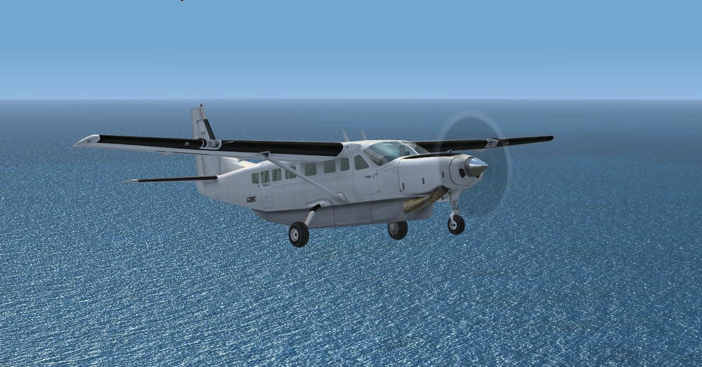 Cessna 208B Grand Caravan | Microsoft Flight Simulator X
