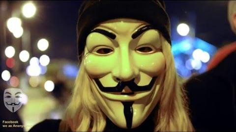 Anonymous - million mask march 2016 - Invite video