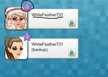 Whitefeather hacked