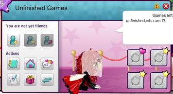 Unfinished Games (UK)