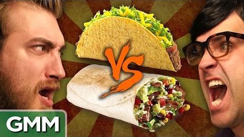 Taco Vs. Burrito - Debate-O-Rama