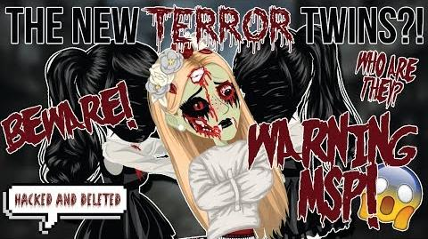 HACKED LIVE WHILE RECORDING! THE NEW TERROR TWINS!